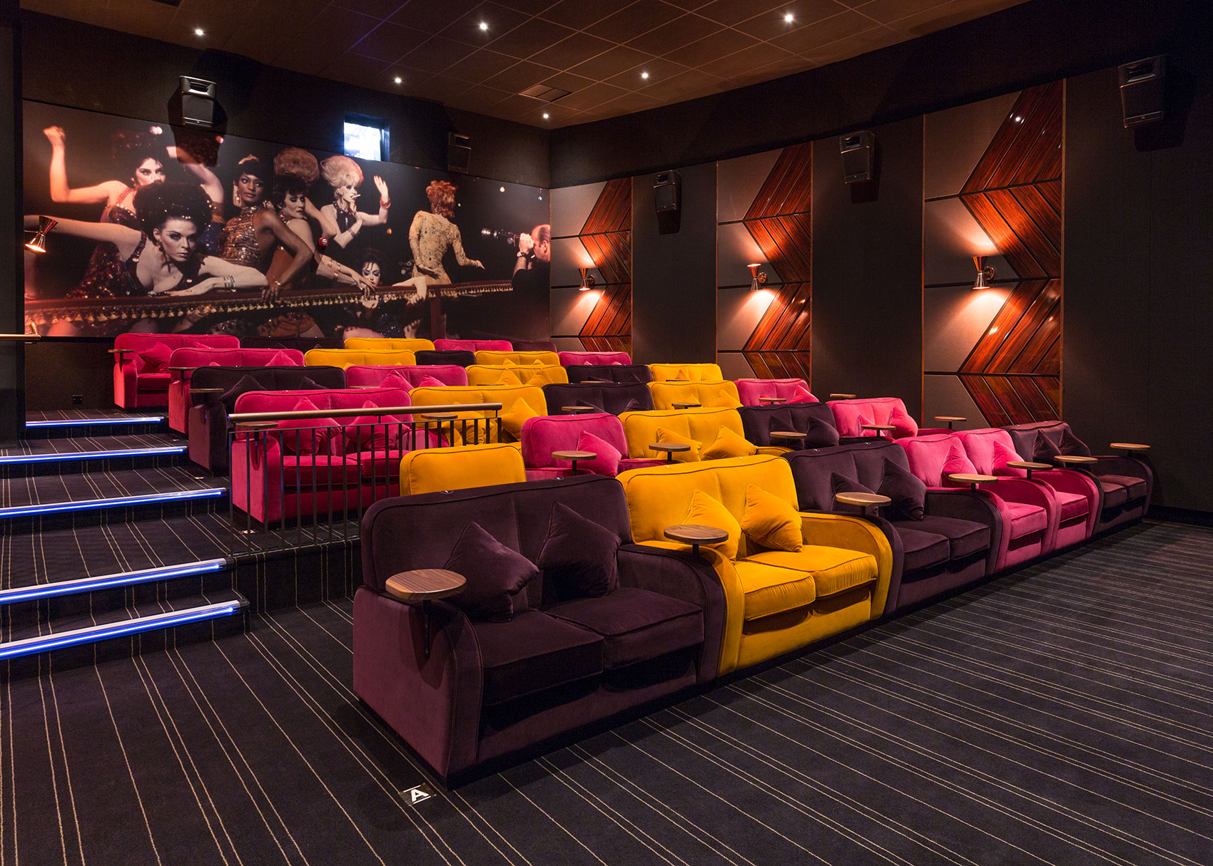 Everyman Cinema Infinity Seating Main